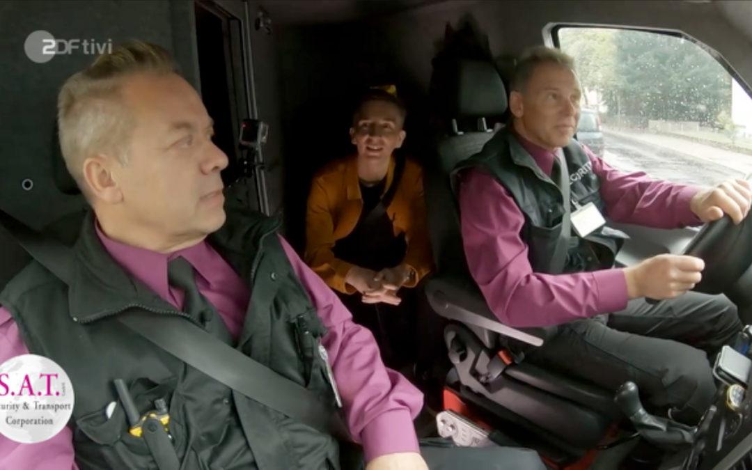 SAT Security im ZDF / Kika bei PUR+, Gier nach Gold